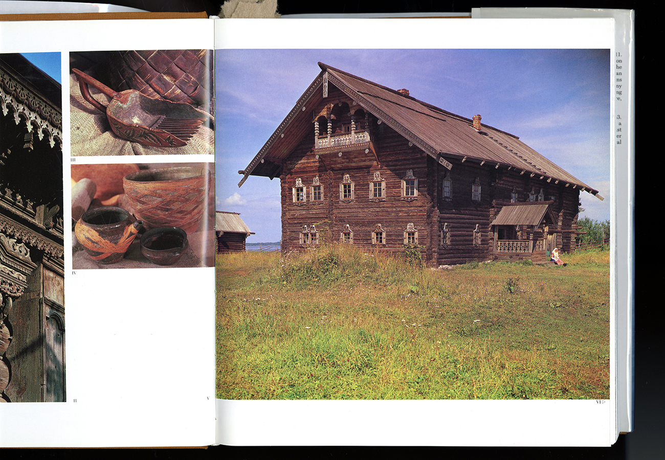 Wooden Architecture of Russia