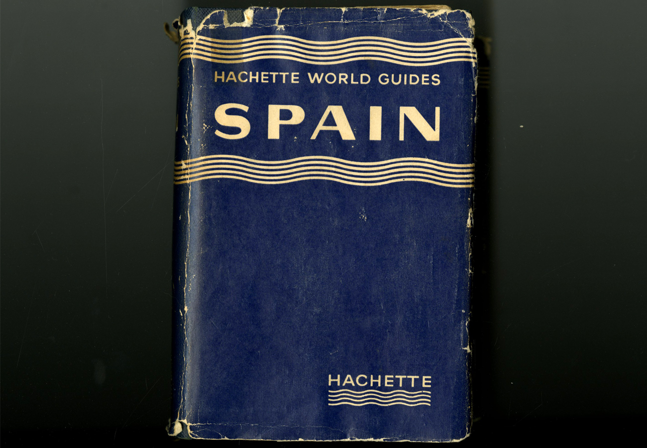 Hachette Guide to Spain